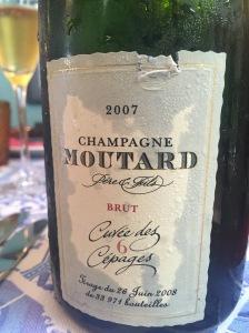 Moutard cuvée des 6 cépages 2007